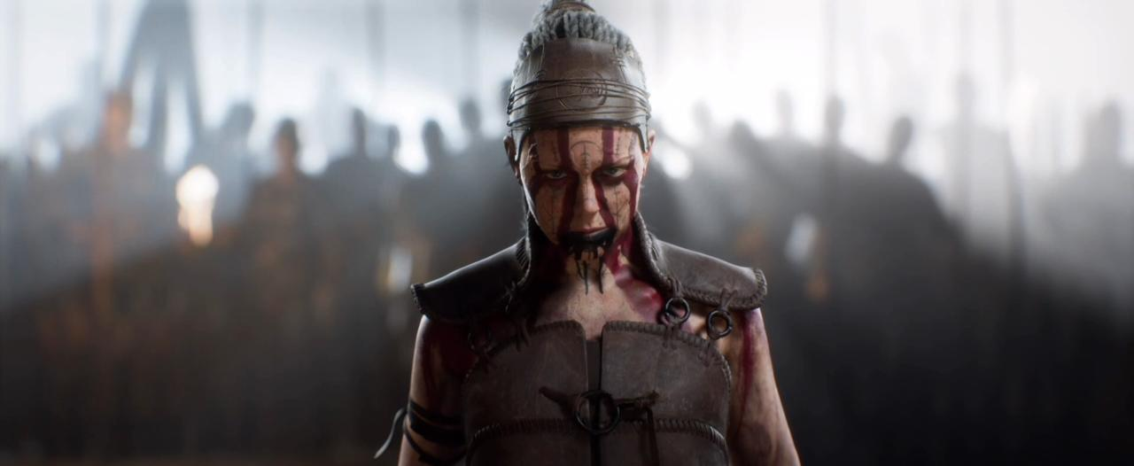 Our first look at Senua's Saga: Hellblade 2, an Xbox Series X exclusive.