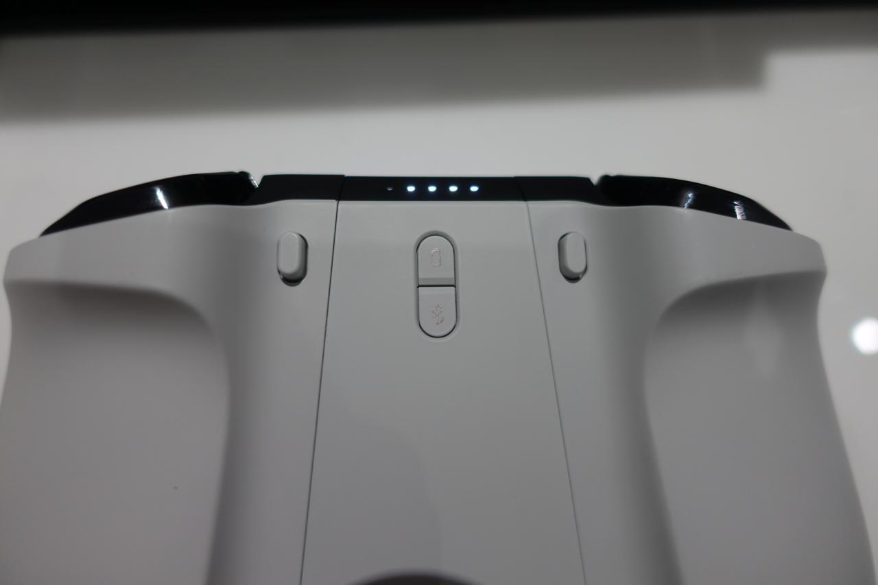 The UFO Bridge, Like A Switch Grip