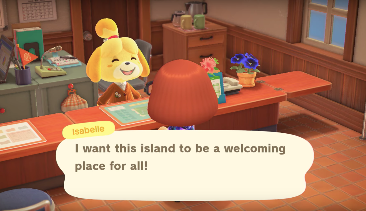 Isabelle, you're doing amazing, sweetie.