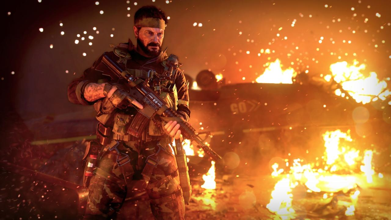 While you won't be playing as Woods, Mason, or Hudson, they'll be a part of the story that you'll drive in Black Ops Cold War.