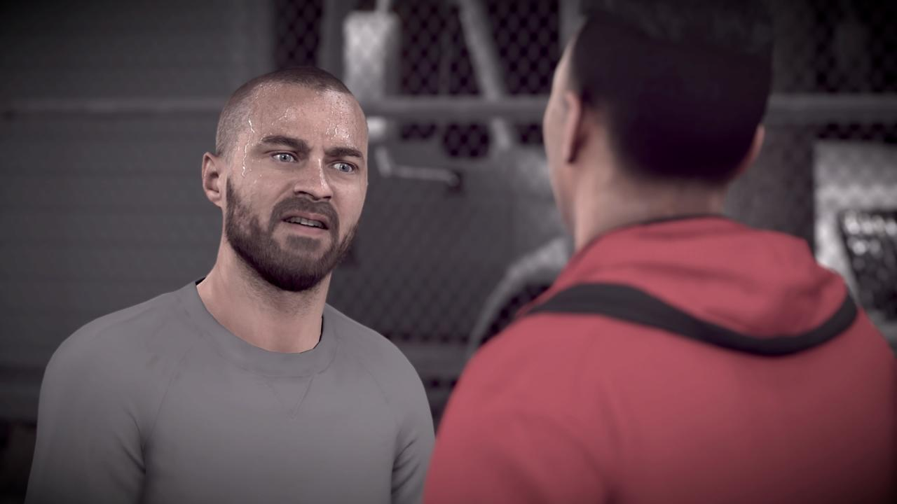 You're not my dad, Jesse Williams!