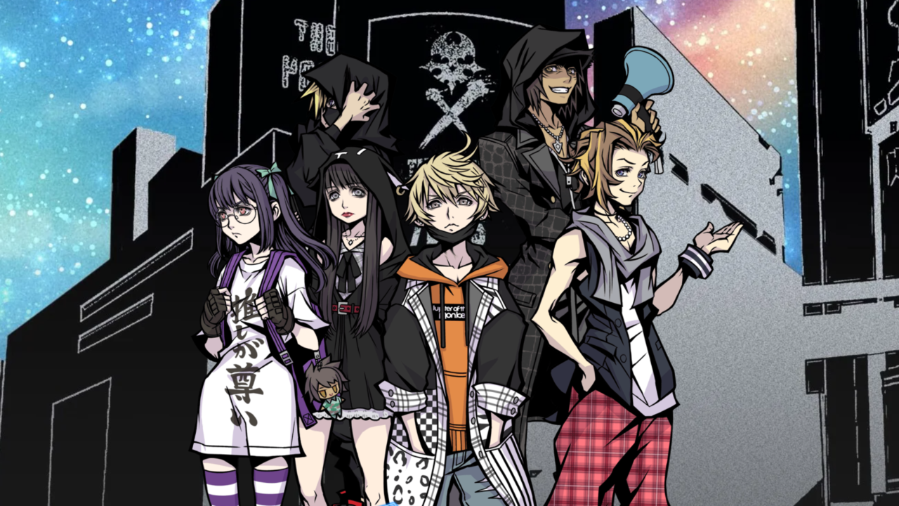 NEO TWEWY has Nomura's style but Yamashita and Kobayashi put their own touch on it.