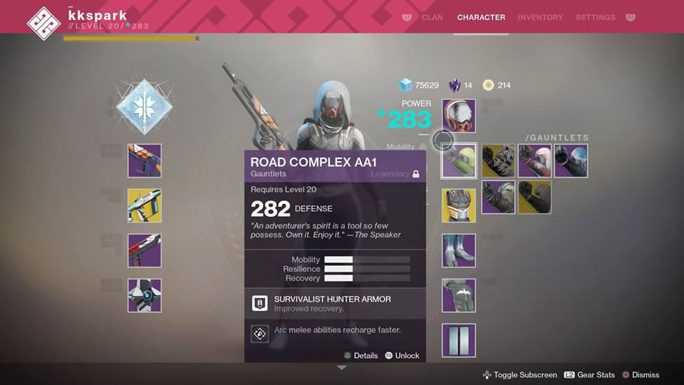 How To Pick Your Weapons, Armor, And Subclass