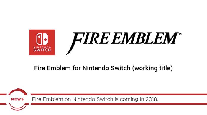 Fire Emblem (untitled) (Switch)