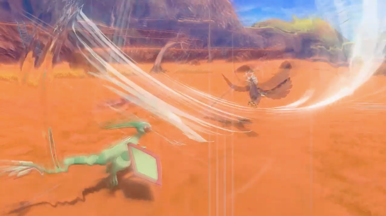 Flygon and Braviary