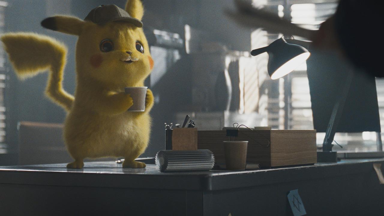 1: Pikachu
