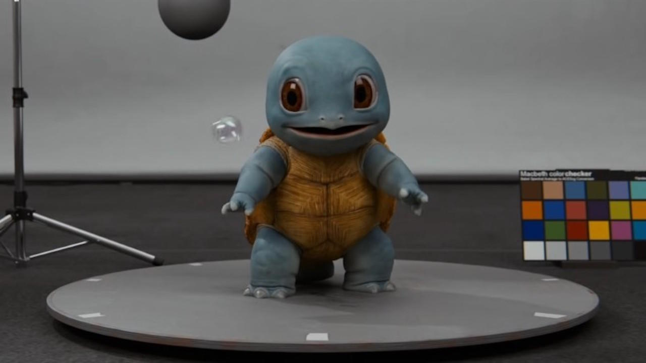 16: Squirtle