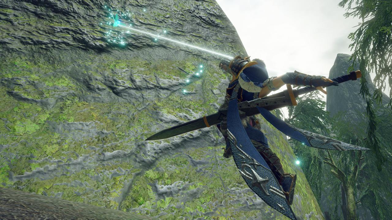 Monster Hunter Rise screenshots via Capcom