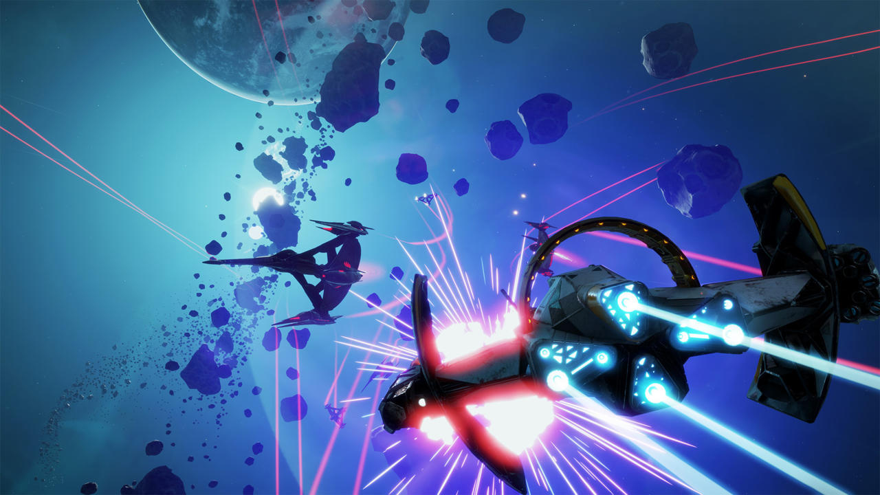 Needs improvement: There's more to learn about Starlink: Battle For Atlas.