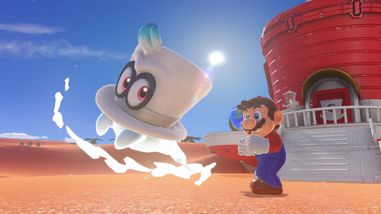 Super Mario Odyssey | $40