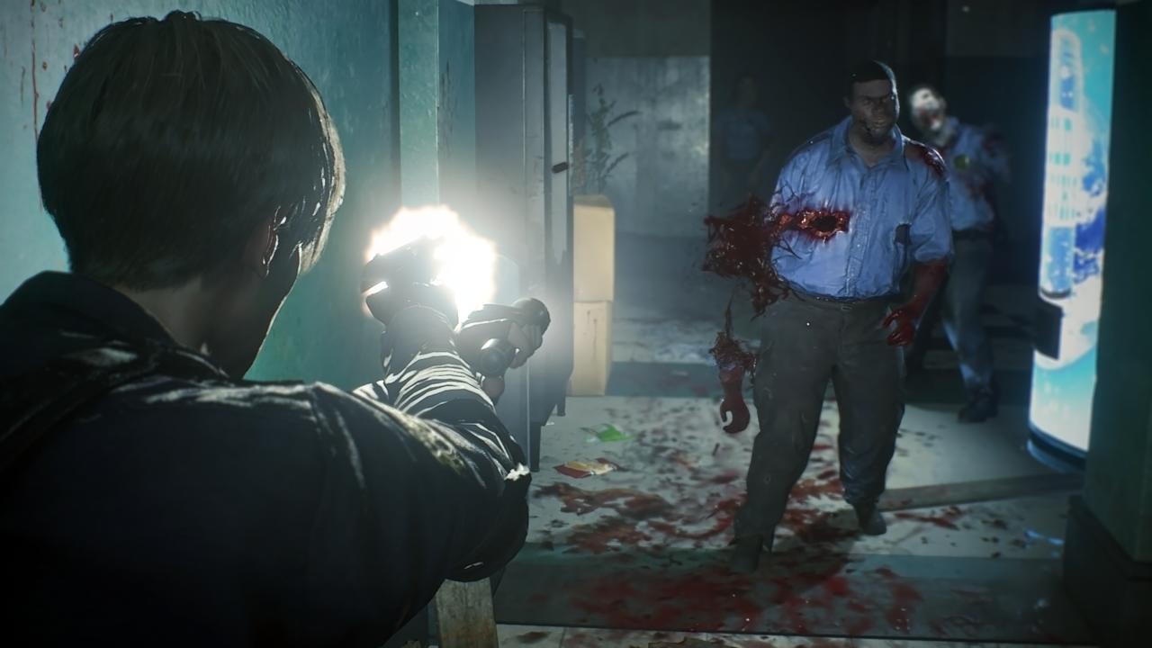 Resident Evil 2 | $30