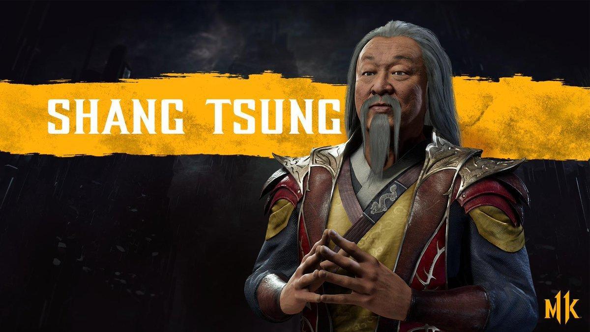 Shang Tsung (DLC Character)