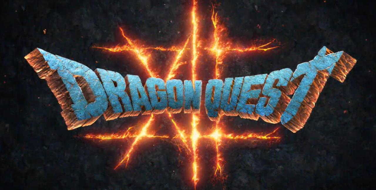 Logotipo do Dragon Quest XII