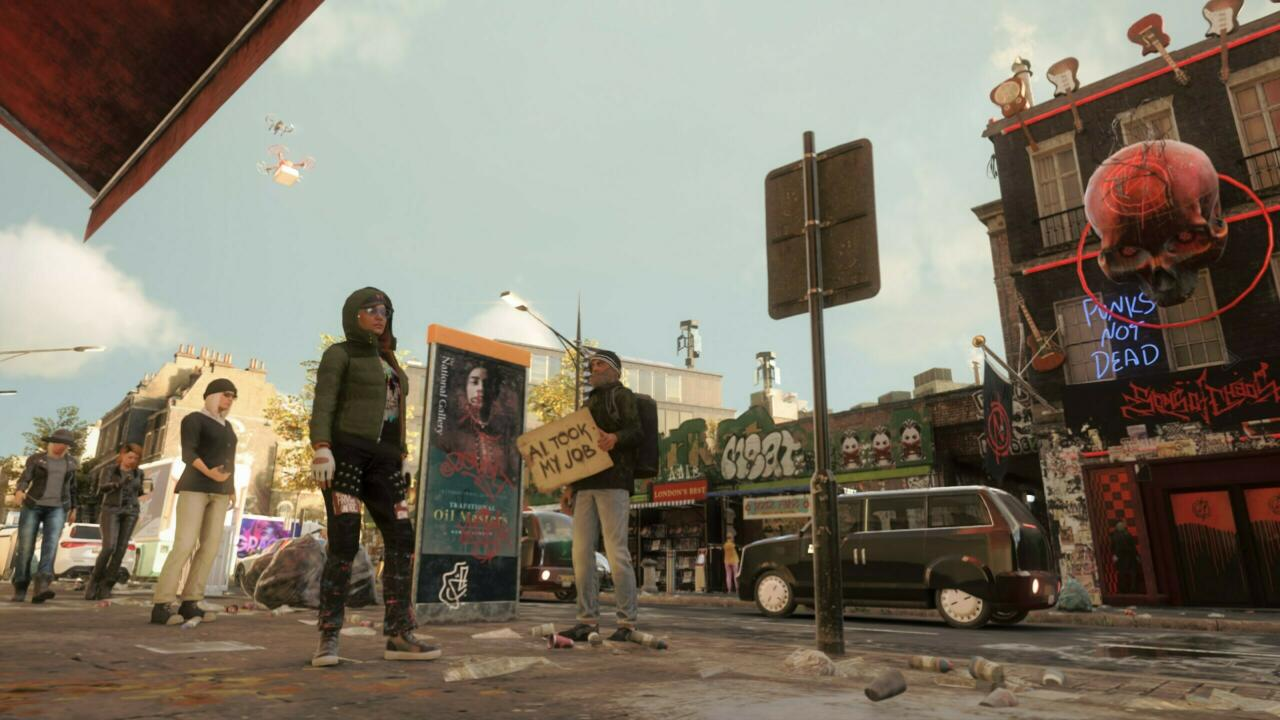 Watch Dogs Legion (PS4/Xbox One)