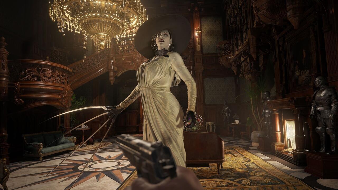 Resident Evil Village (PS5/Xbox Series X)