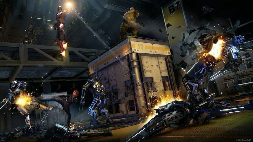 Marvel's Avengers (PS4/PS5/Xbox)