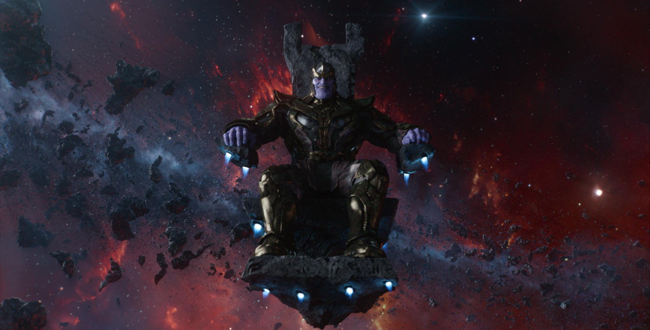 Q: What movie did Thanos first appear in?