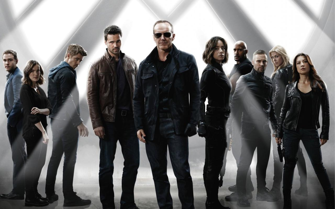 Q: Who are the three people that founded S.H.I.E.L.D.?