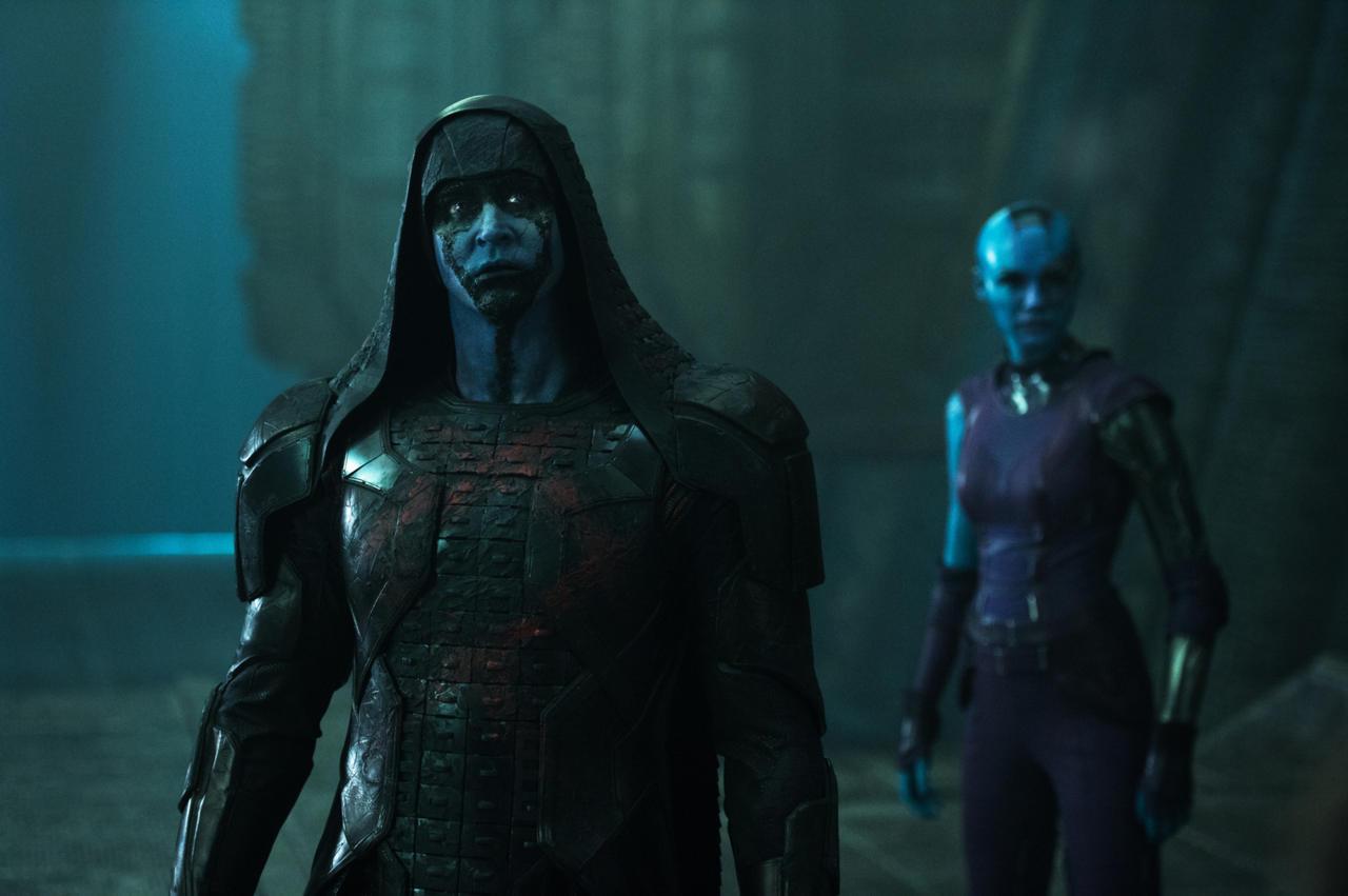 Q: What alien race does Ronan the Accuser belong to?