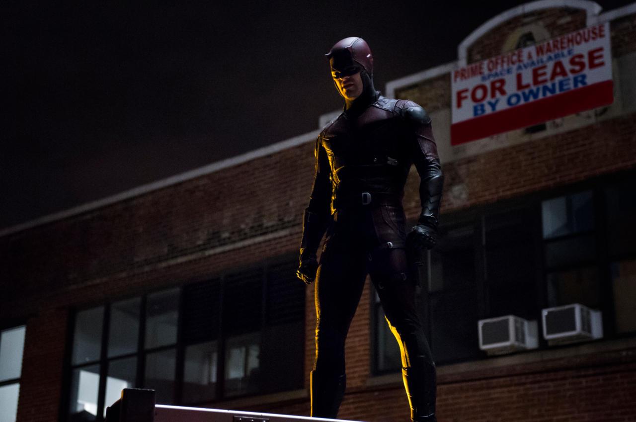 Q: Who trained Matt Murdock on Daredevil?