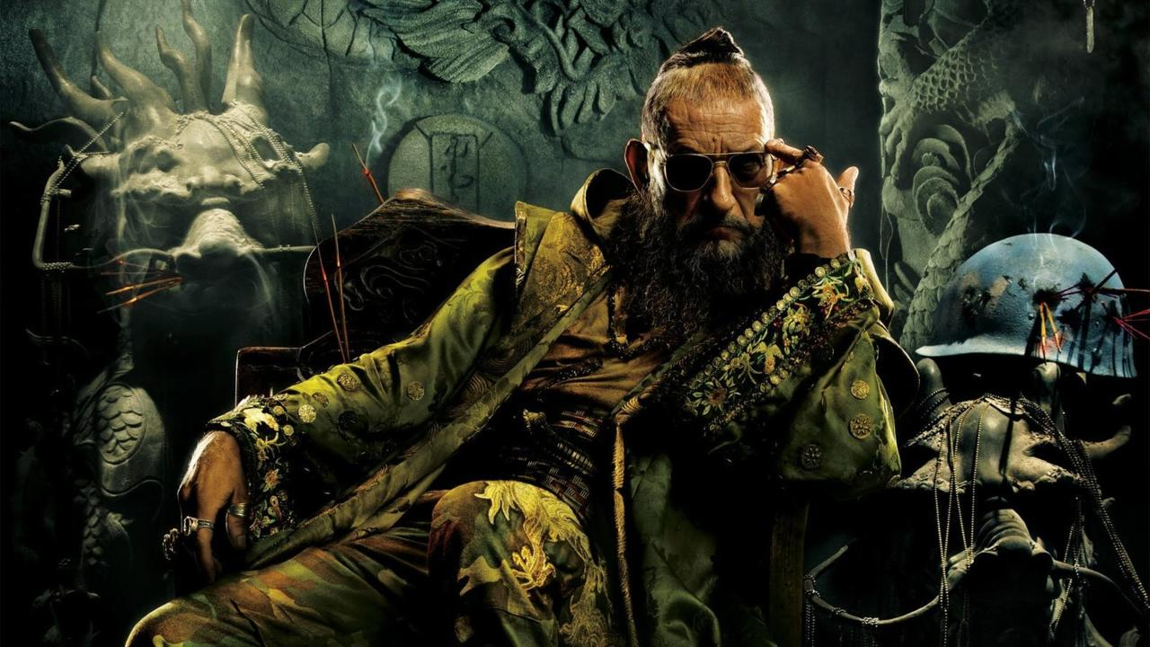 Q: What is the name of Ben Kingsley's Iron Man 3 character who was hired to play The Mandarin?