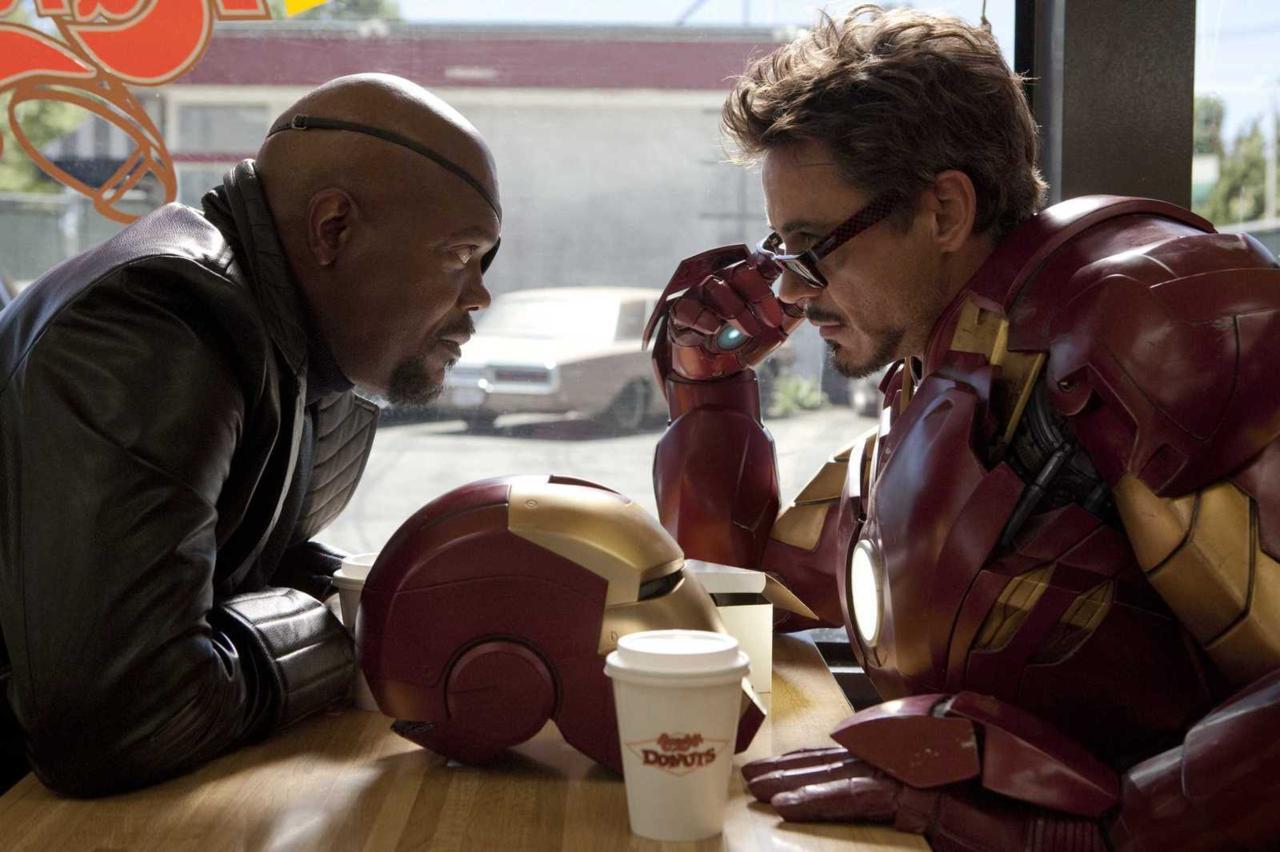 A: Robert Downey, Jr.
