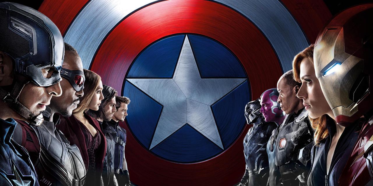 A: Captain America: Civil War