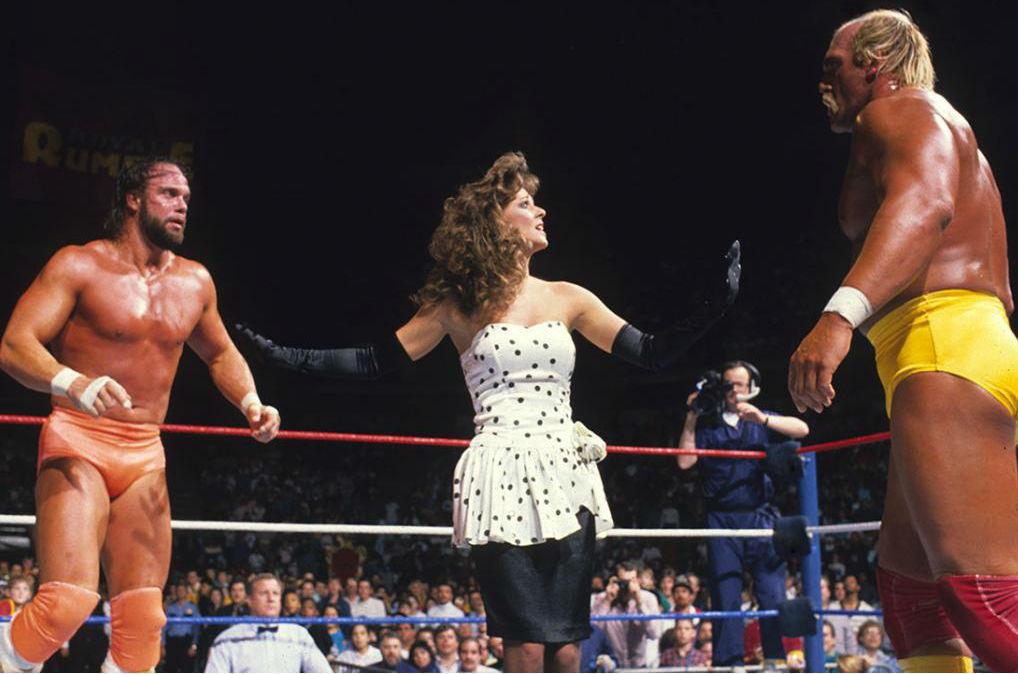 'Macho Man' Randy Savage turns on Hulk Hogan