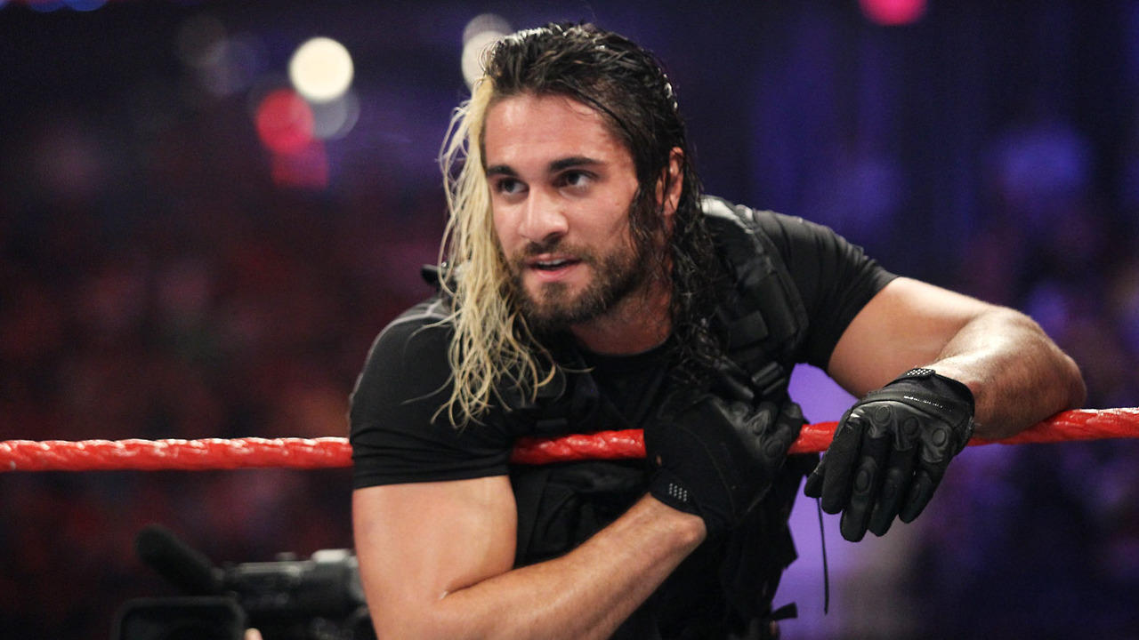 Seth Rollins turns on The Shield