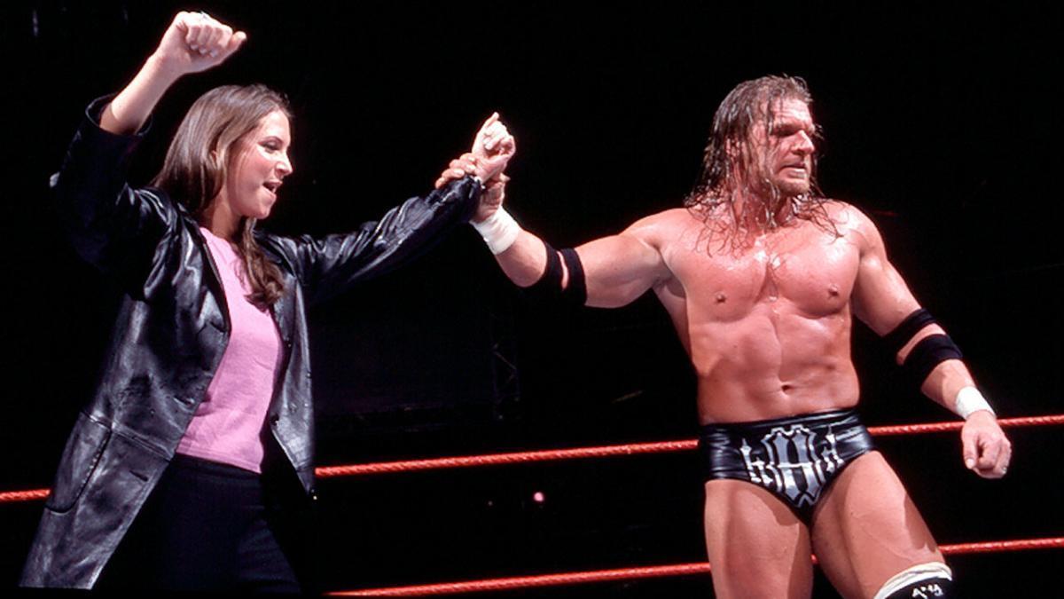 Stephanie McMahon turns on Vince McMahon