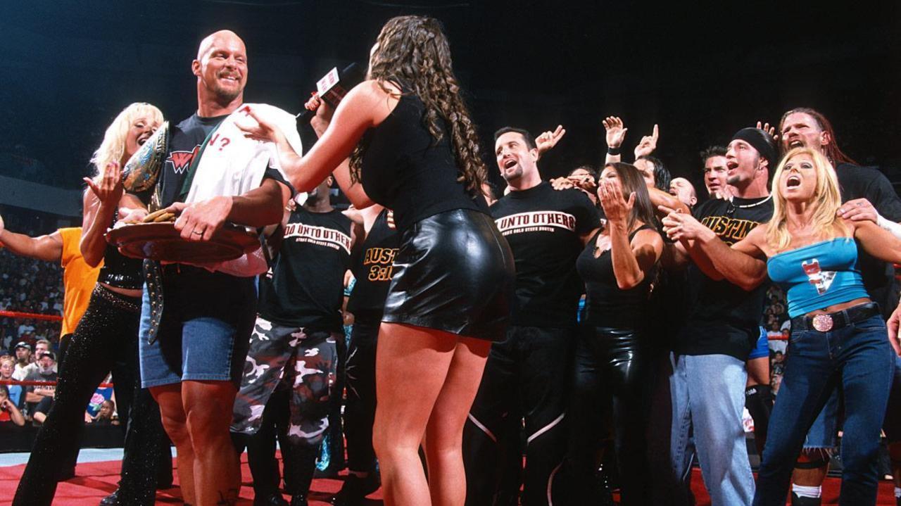 """Stone Cold"" Steve Austin turns on WWE"