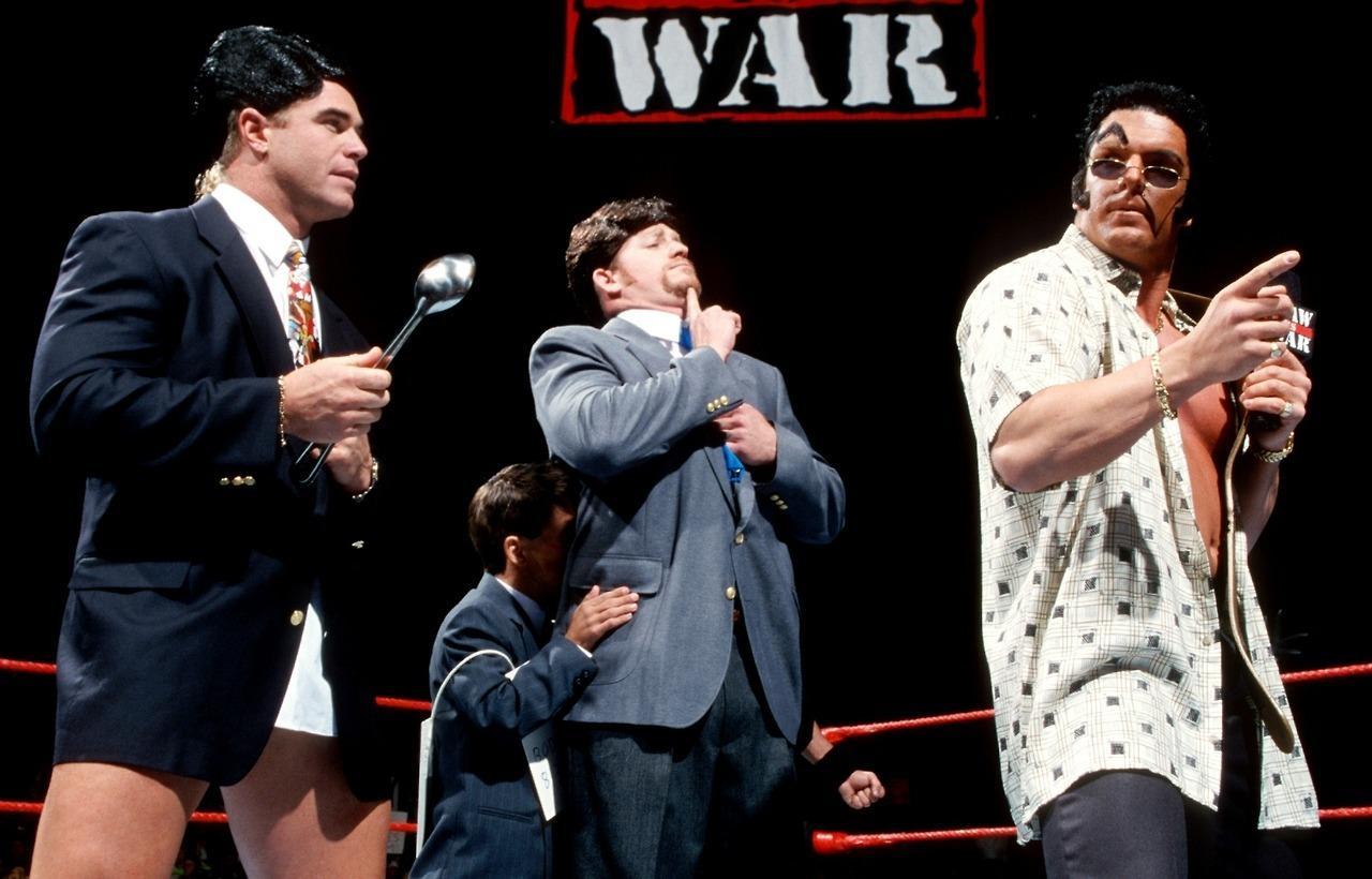 Triple H turns on X-Pac