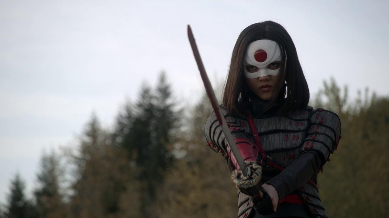 42. Katana (Arrow)