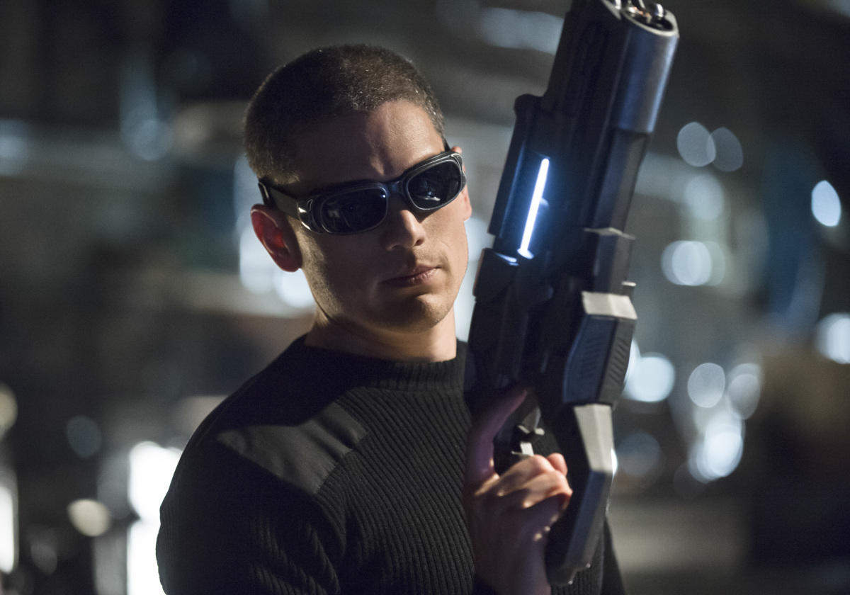 16. Captain Cold (DC's Legends of Tomorrow)