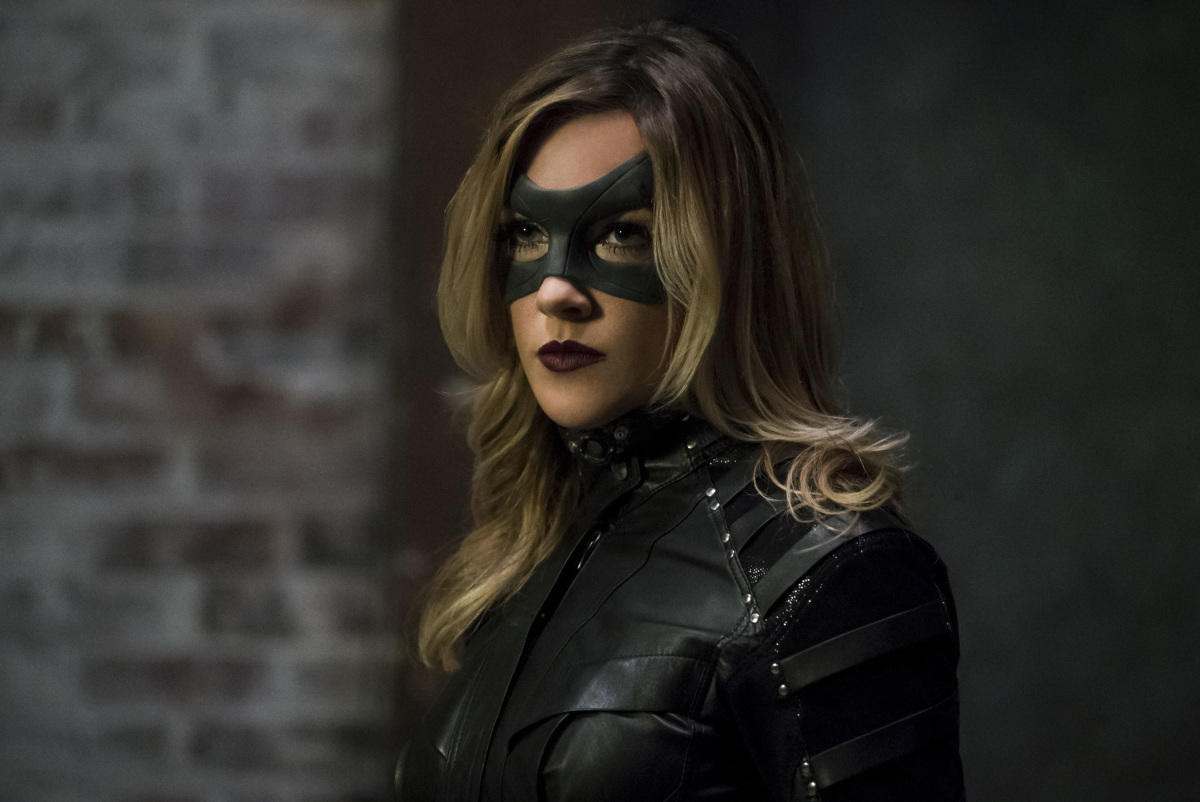 7. Black Canary (Arrow)