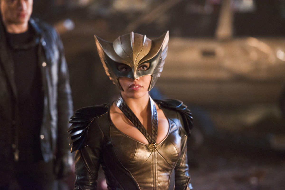 55. Hawkgirl (DC's Legends of Tomorrow)