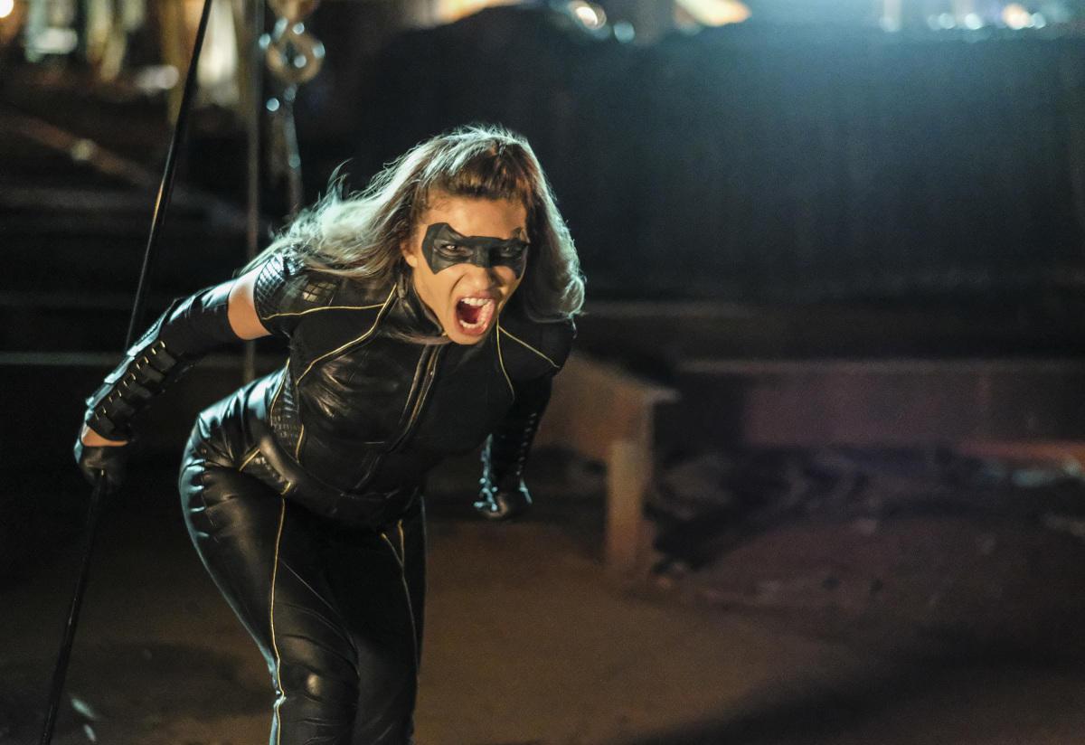 21. Black Canary II (Arrow)