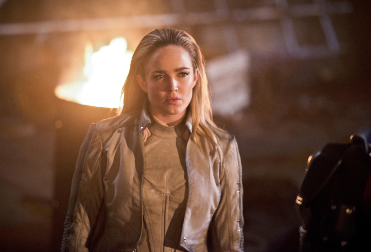 4. White Canary (DC's Legends of Tomorrow)