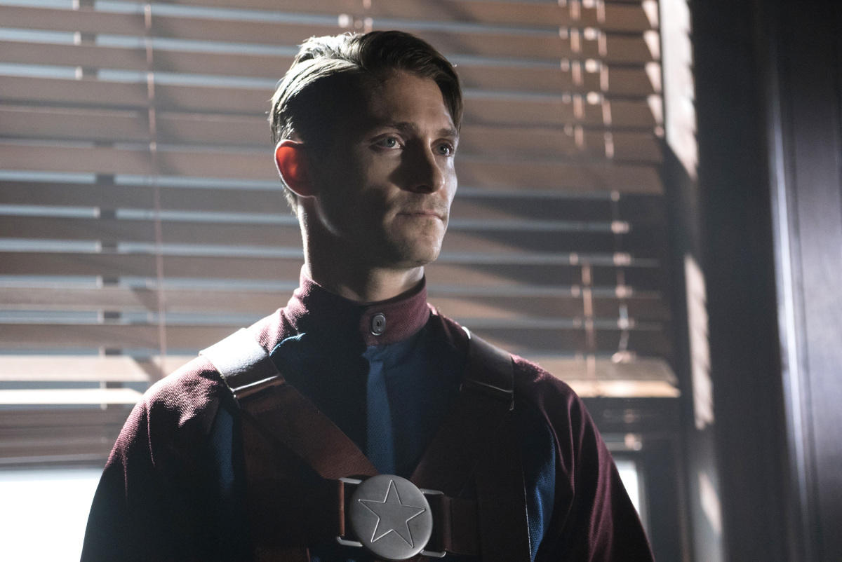 41. Commander Steel (DC's Legends of Tomorrow)