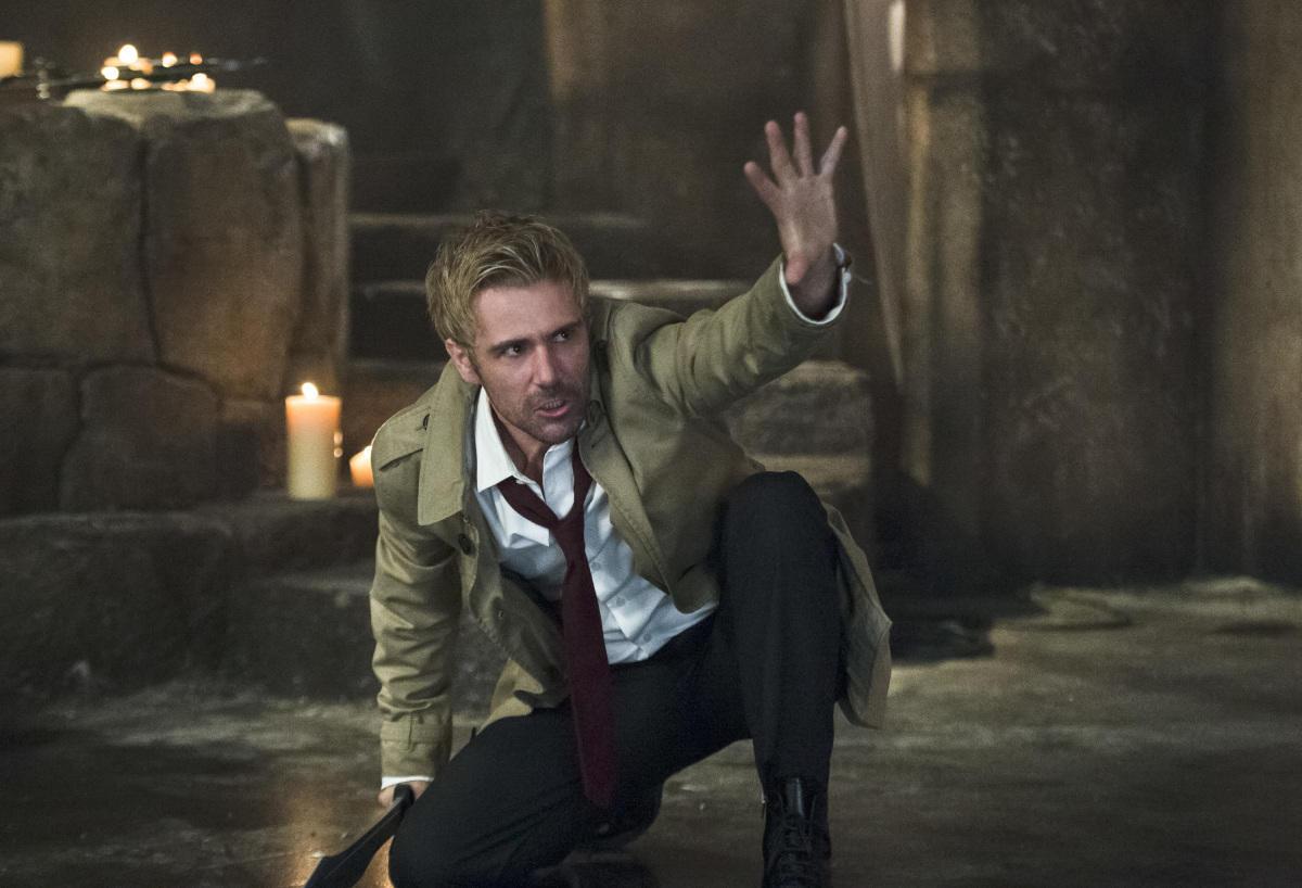 18. John Constantine (DC's Legends of Tomorrow)