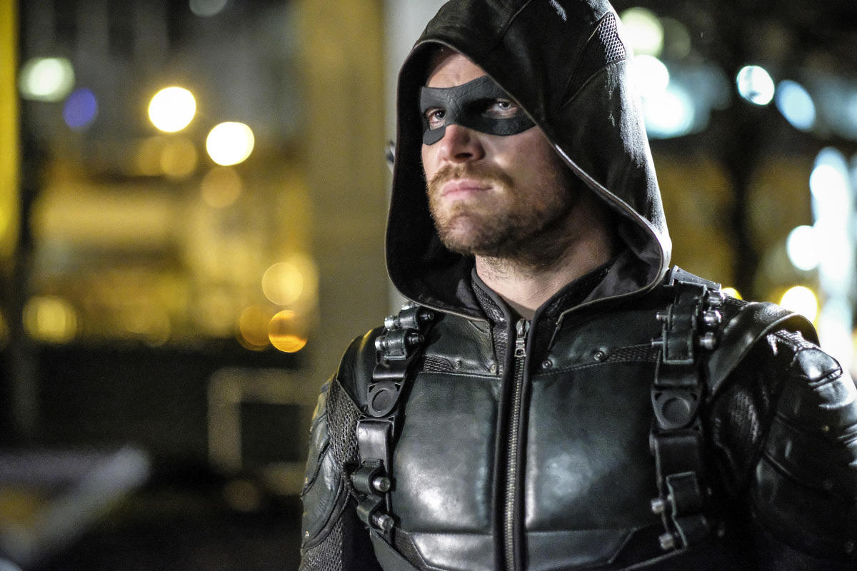 2. Green Arrow (Arrow)