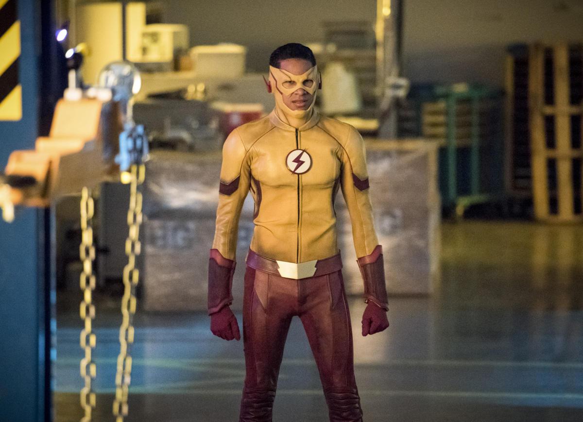 10. Kid Flash (The Flash)