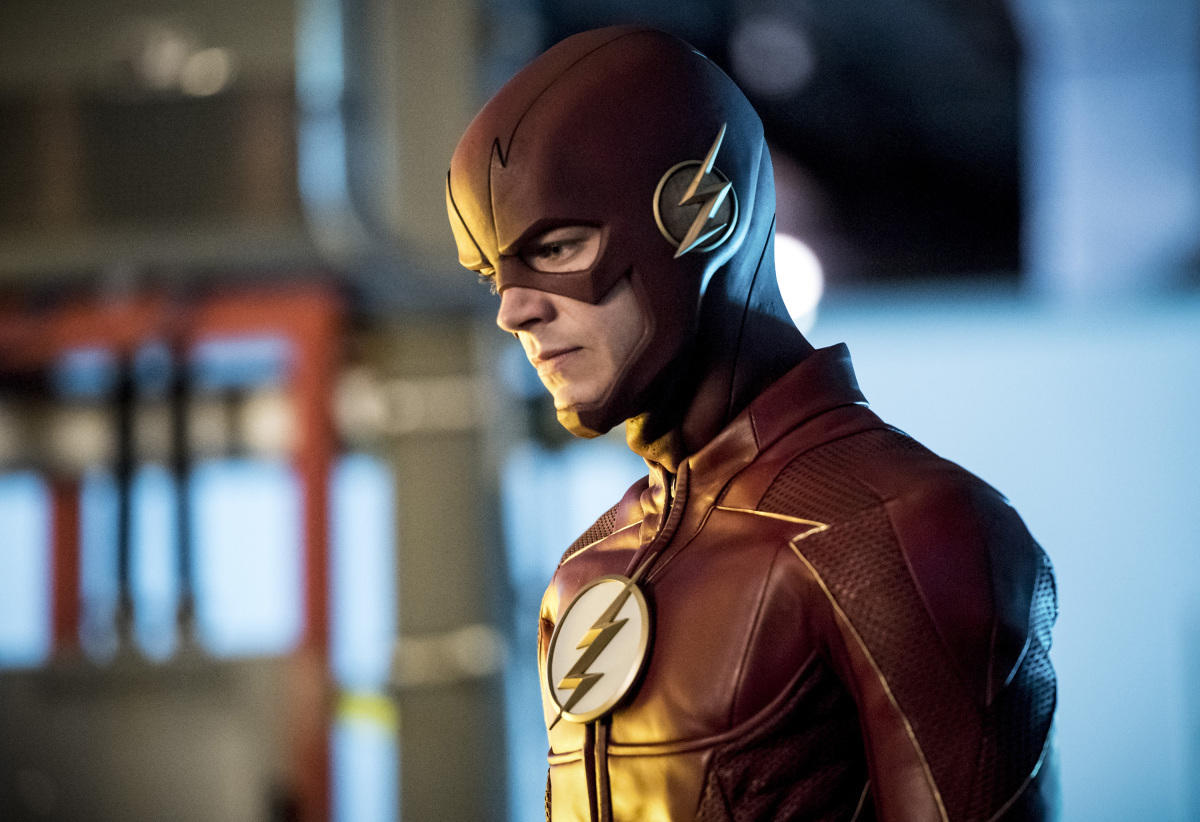 1. The Flash (The Flash)