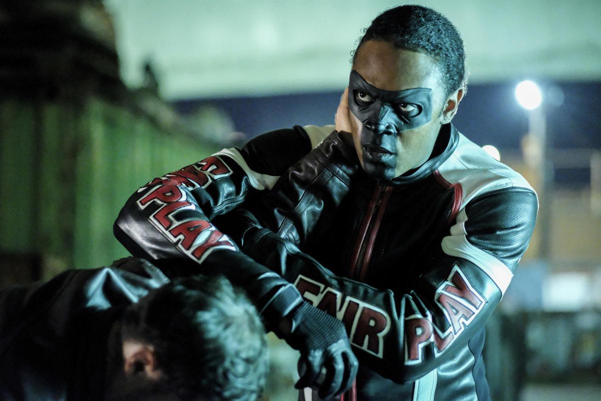 23. Mr. Terrific (Arrow)