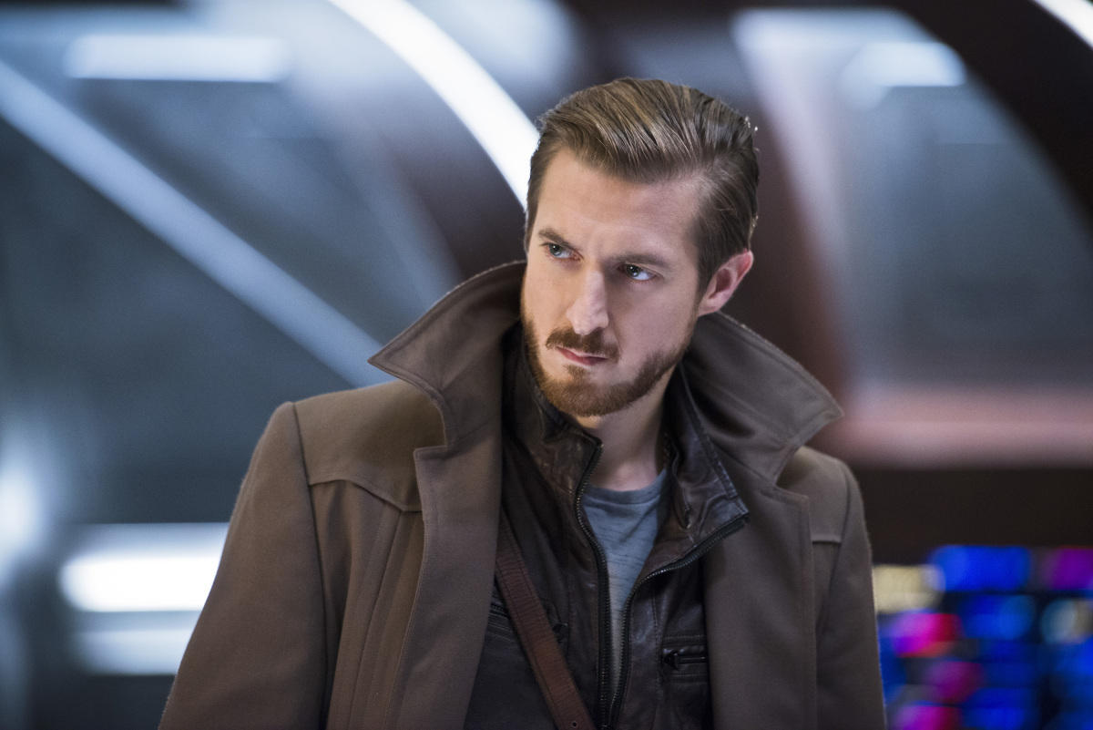 52. Rip Hunter (DC's Legends of Tomorrow)