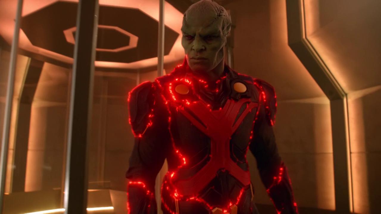 9. Martian Manhunter (Supergirl)