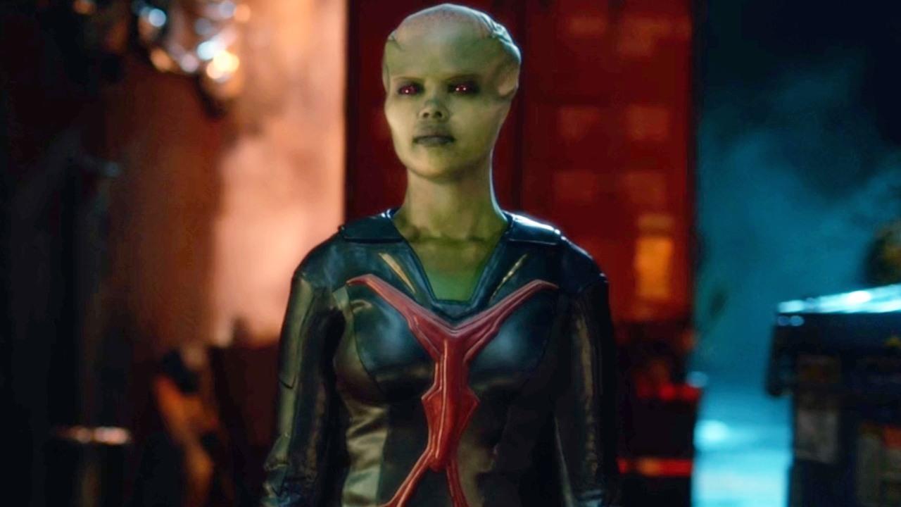 44. Miss Martian (Supergirl)