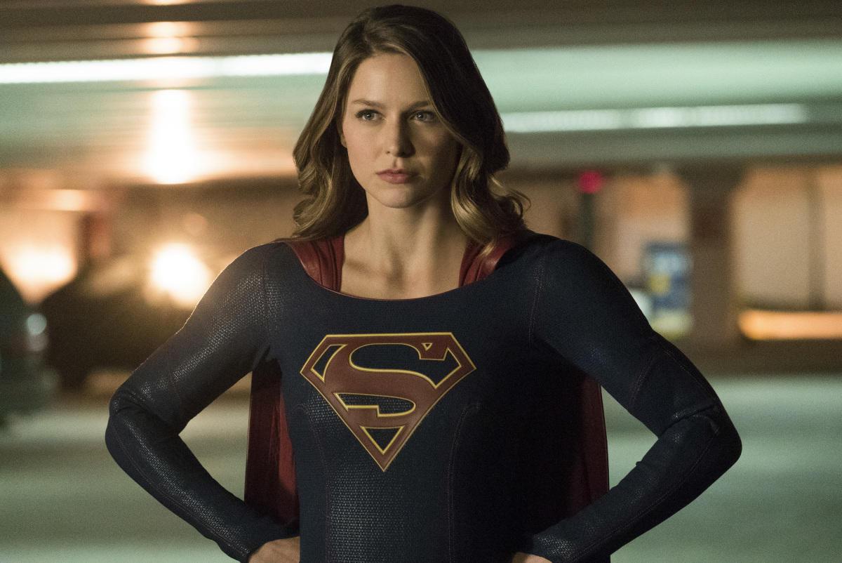 3. Supergirl (Supergirl)