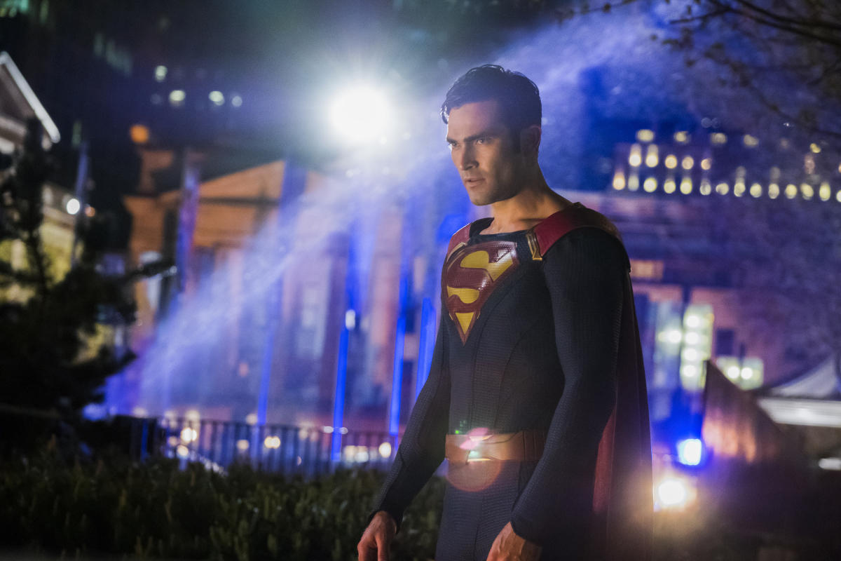 5. Superman (Supergirl)