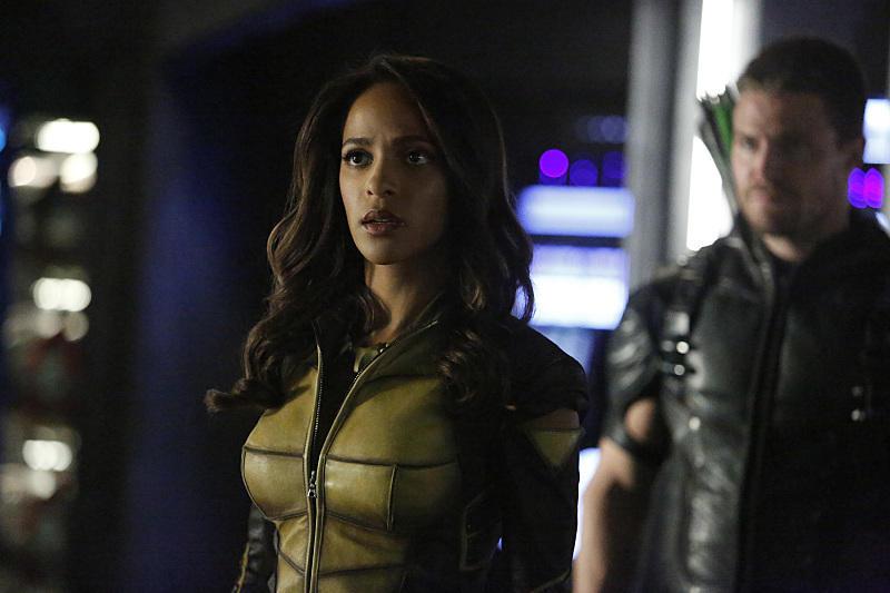 37. Vixen (Arrow)